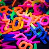 Επιστολή χρώματος Στοκ εικόνες με δικαίωμα ελεύθερης χρήσης