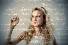 επιστολή Στοκ φωτογραφίες με δικαίωμα ελεύθερης χρήσης