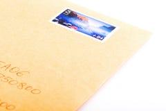 επιστολή Στοκ Εικόνες