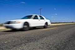 επιτάχυνση αυτοκινήτων Στοκ Εικόνα