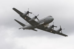 επιτήρηση αεροσκαφών Στοκ εικόνες με δικαίωμα ελεύθερης χρήσης