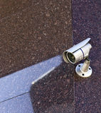 επιτήρηση φωτογραφικών μηχανών στοκ εικόνα με δικαίωμα ελεύθερης χρήσης