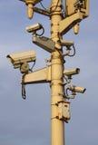 επιτήρηση φωτογραφικών μηχ στοκ εικόνες με δικαίωμα ελεύθερης χρήσης