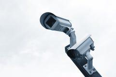 επιτήρηση CCTV φωτογραφικών μ&eta Στοκ φωτογραφία με δικαίωμα ελεύθερης χρήσης