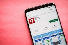 Επιταχύνετε App στοκ φωτογραφίες με δικαίωμα ελεύθερης χρήσης