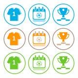 Επιτεύγματα παιχνιδιών Στοκ Εικόνα
