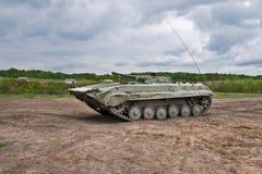 Επιτιθειμένος πολεμικό όχημα πεζικού στοκ φωτογραφία με δικαίωμα ελεύθερης χρήσης