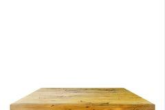 Επιτραπέζια κορυφή στην απομόνωση Στοκ Φωτογραφία