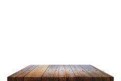 Επιτραπέζια κορυφή στην απομόνωση Στοκ Φωτογραφίες