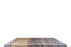 Επιτραπέζια κορυφή στην απομόνωση Στοκ Εικόνα