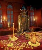 επιτραπέζιοι θησαυροί π&epsil Στοκ Εικόνα