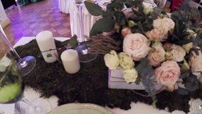 Επιτραπέζιοι νύφη και νεόνυμφος φιλμ μικρού μήκους