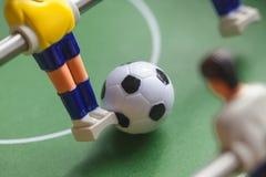 Επιτραπέζιοι φορείς Foosball Στοκ φωτογραφία με δικαίωμα ελεύθερης χρήσης