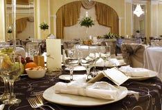 επιτραπέζιος γάμος ρύθμι&sigma Στοκ φωτογραφία με δικαίωμα ελεύθερης χρήσης