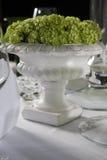 επιτραπέζιος γάμος διακ&o Στοκ Εικόνες