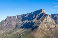 Επιτραπέζιο βουνό στοκ εικόνα