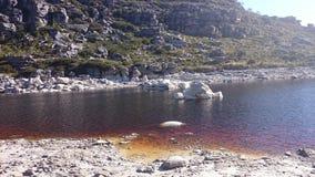 Επιτραπέζιο βουνό Στοκ εικόνα με δικαίωμα ελεύθερης χρήσης