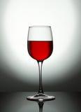 επιτραπέζιο διανυσματικό κρασί απεικόνισης γυαλιού Στοκ Φωτογραφίες