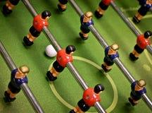 Επιτραπέζιο παιχνίδι Foosball Στοκ Εικόνες