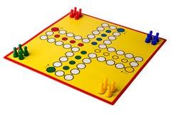 Επιτραπέζιο παιχνίδι Στοκ Φωτογραφίες