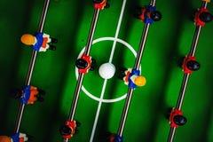 επιτραπέζιο ποδόσφαιρο Στοκ Εικόνα
