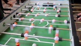 επιτραπέζιο ποδόσφαιρο φιλμ μικρού μήκους