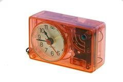 Επιτραπέζιο ρολόι Στοκ Φωτογραφία