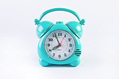Επιτραπέζιο ρολόι στοκ φωτογραφία με δικαίωμα ελεύθερης χρήσης