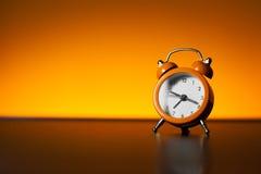 Επιτραπέζιο ρολόι Στοκ φωτογραφίες με δικαίωμα ελεύθερης χρήσης