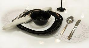 Επιτραπέζιο σκεύος μαχαιροπήρουνων Στοκ Εικόνες