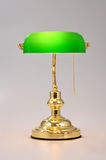 Επιτραπέζιο φως λαμπτήρων γραφείων Στοκ Εικόνα