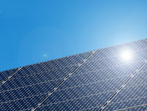 επιτροπές ηλιακές Στοκ φωτογραφίες με δικαίωμα ελεύθερης χρήσης