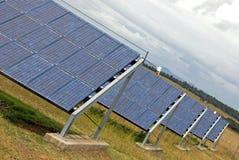 επιτροπές ηλιακές Στοκ εικόνα με δικαίωμα ελεύθερης χρήσης