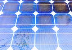 Επιτροπές ηλιακών κυττάρων στοκ εικόνες