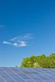 επιτροπές φωτοβολταϊκές Στοκ φωτογραφία με δικαίωμα ελεύθερης χρήσης