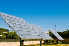 επιτροπή ηλιακή Στοκ Εικόνες