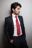 Επιτυχής ασιατικός επιχειρηματίας Στοκ φωτογραφία με δικαίωμα ελεύθερης χρήσης