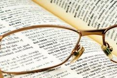 επιτυχία γυαλιών στοκ εικόνα με δικαίωμα ελεύθερης χρήσης