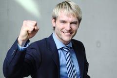 επιτυχία επιχειρησιακών & Στοκ φωτογραφία με δικαίωμα ελεύθερης χρήσης