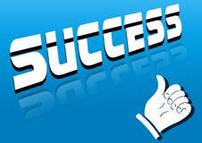επιτυχία στοκ εικόνα με δικαίωμα ελεύθερης χρήσης