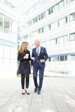 Επιτυχείς επιχειρηματίες portait Στοκ φωτογραφία με δικαίωμα ελεύθερης χρήσης