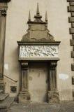 Επιτύμβια στήλη του όμορφου Galiana, Βιτέρμπο Στοκ εικόνα με δικαίωμα ελεύθερης χρήσης