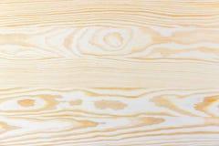Επιφάνεια από τους πίνακες πεύκων Στοκ Εικόνες