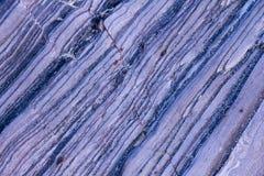 επιφάνεια βράχου προτύπων Στοκ Φωτογραφίες