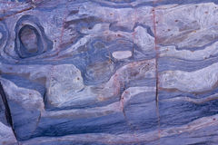 επιφάνεια βράχου προτύπων Στοκ Εικόνες