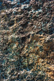 επιφάνεια βράχου Στοκ εικόνες με δικαίωμα ελεύθερης χρήσης