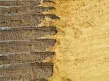 επιφάνεια ζωγραφικής ξύλ&iota Στοκ Εικόνες