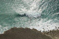 Επιφάνεια θάλασσας Στοκ Εικόνα