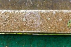 Επιφάνεια μετάλλων Στοκ εικόνα με δικαίωμα ελεύθερης χρήσης