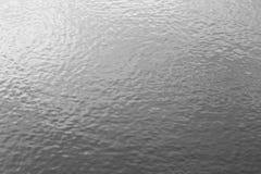 Επιφάνεια νερού με το υπόβαθρο κυματισμών Στοκ Εικόνες